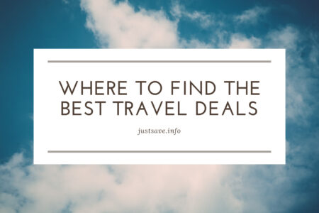 where to find the best travel deals