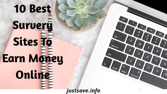 10 Best Survey Sites To Earn Money Online