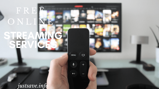 FIVE FREE ONLINE STREAMING SERVICES