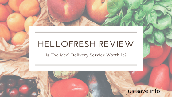 HelloFresh Review: Is The Meal Delivery Service Worth It?