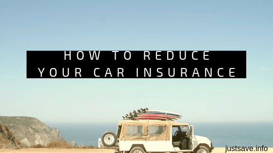 How to Reduce your Car Insurance