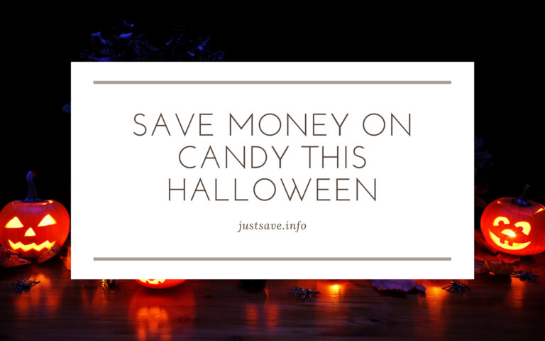 Save Money on Candy this Halloween