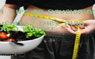 Healthy Diet Plan on a Budget