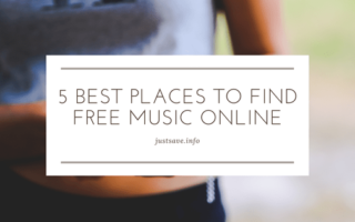 5 BEST PLACES TO FIND FREE MUSIC ONLINE [LEGALLY]
