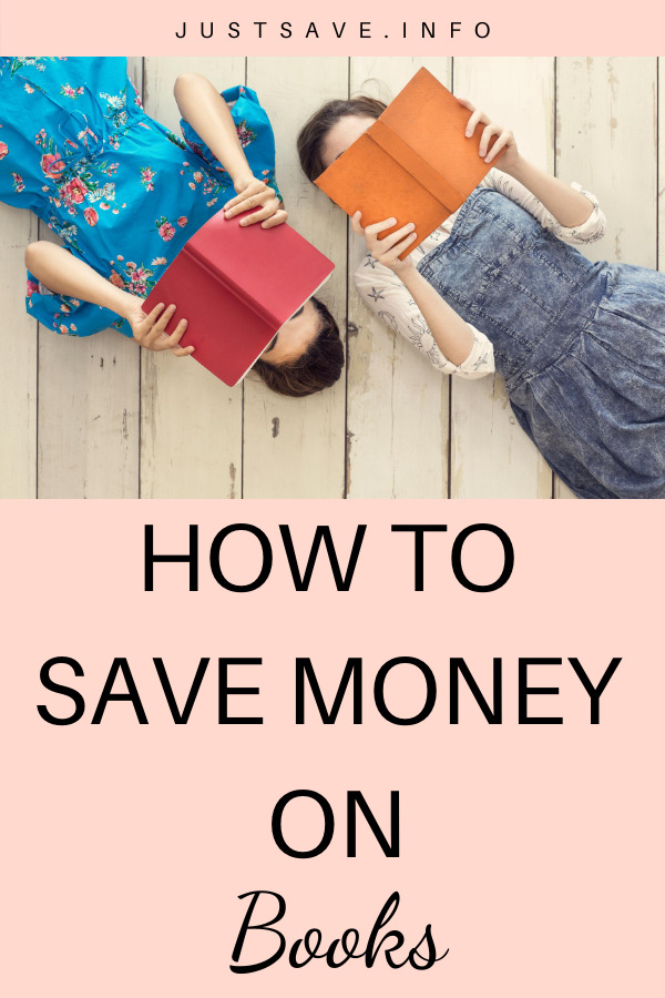 SAVE MONEY ON BOOKS