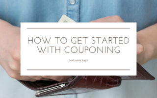 HOW TO GET STARTED WITH COUPONING