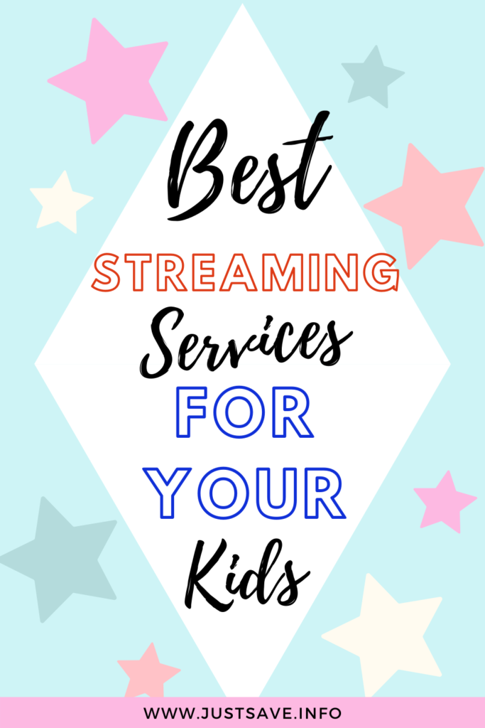 The Best Streaming Services for your children in 2021