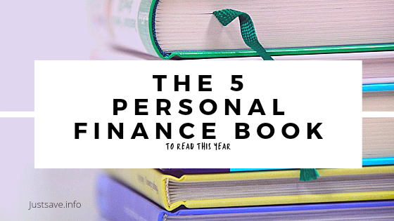 The 5 Best Personal Finance Books To Read This Year