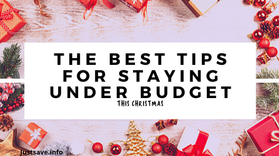 The Best Tips for Staying Under Budget This Christmas